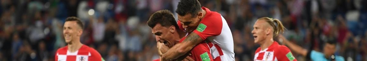 Kroatië-Denemarken: twee solide Europese defensies