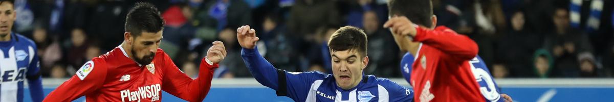 Deportivo Alaves - Séville : duel entre deux équipes qui ont très bien débuté la saison