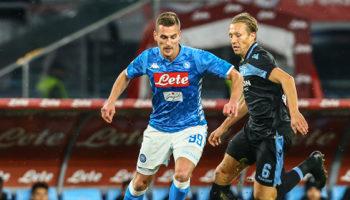 SSC Naples - Lazio Rome : la Lazio vise les 3 points