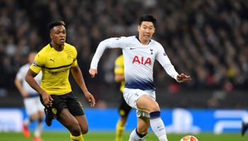 Dortmund - Tottenham : les Spurs ont déjà un pied en quarts de finale
