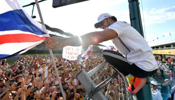 GP van Hongarije: wint Hamilton een derde keer op rij in Hongarije?