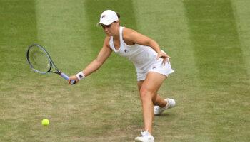Vainqueur Wimbledon Dames : Barty part à nouveau favorite dans le dernier carré