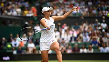 Vrouwentoernooi Wimbledon: een nieuwe overwinning voor Barty?