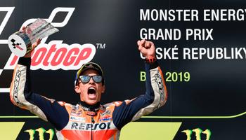 Moto GP de République tchèque : Quartararo favori pour le triplé
