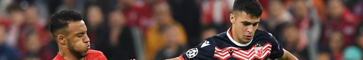 Belgrado - Bayern München: behoudt Bayern het maximum van de punten?
