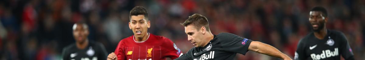 Red Bull Salzburg - Liverpool: Liverpool is favoriet in Oostenrijk