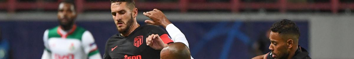 Atlético - Lokomotiv: Atlético moet winnen om zeker te zijn van de volgende ronde