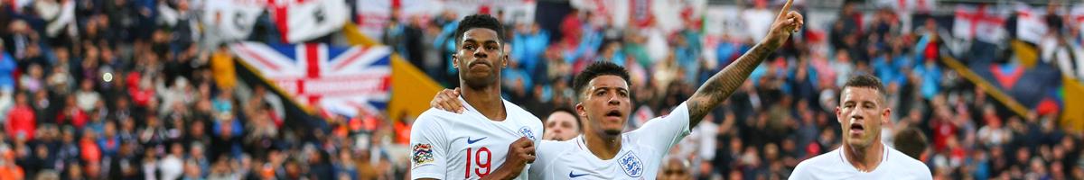 Engeland - Bulgarije: 9 op 9 voor de Engelsen?