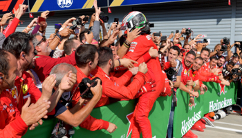 Odds GP F1 van Italië: Hamilton is favoriet op de Autodromo Nazionale Monza