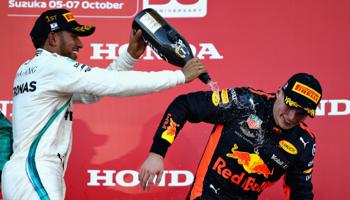F1 GP Japan: Leclerc en Hamilton zijn de favorieten, Vettel de outsider