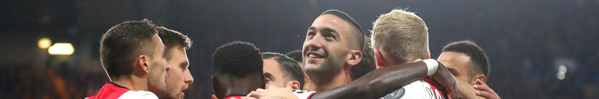 Lille - Ajax: Ajax is favoriet in Frankrijk
