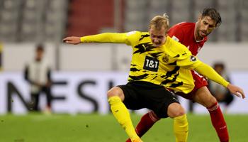 Borussia Dortmund – Bayern München: beide teams staan samen aan de leiding