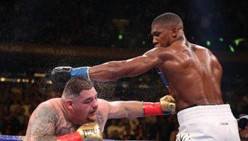 Andy Ruiz Jr - Anthony Joshua : la revanche la plus attendue des poids lourds