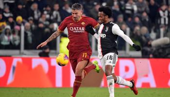 Juventus – AS Roma: blijft AS Roma 8 wedstrijden op rij ongeslagen?