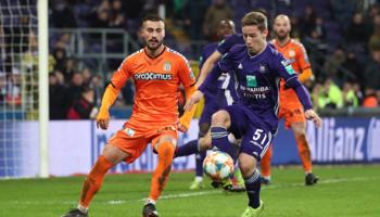 Charleroi – Anderlecht: les Zèbres retrouvent la victoire