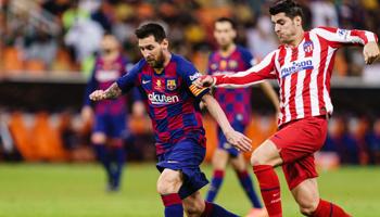 FC Barcelona – Atlético Madrid: de topper van de speeldag in La Liga