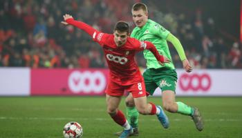 Standard – Oostende: de uitploeg is al 7 wedstrijden ongeslagen