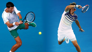 Thiem-Djokovic : le Serbe va-t-il remporter un 2ème titre d'affilée ?