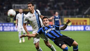 Lazio Rome – Inter Milan : qui terminera le week-end aux commandes de la Serie A ?