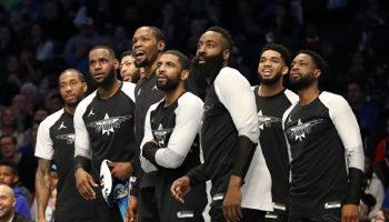 Team Giannis - Team LeBron : qui sortira vainqueur du fameux All-Star Game 2020?