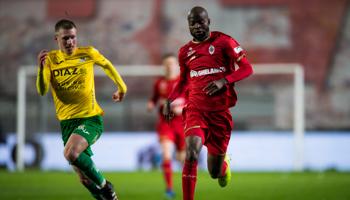 Oostende – Antwerp: kan Antwerp nog eens winnen in de competitie?