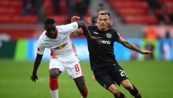 Leipzig – Bayer Leverkusen: blijft Leipzig in het zog van leider Bayern?