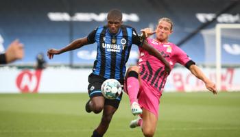 Charleroi – Club Brugge: Club won 9 wedstrijden op rij