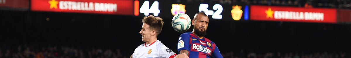 Real Majorque - FC Barcelone