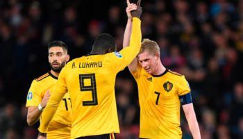 Conseils et pronostics Euro 2020: le report pourrait jouer en faveur de la Belgique