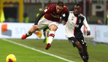 Juventus – Milan AC : les Rossoneri vont-ils encore manquer la finale ?