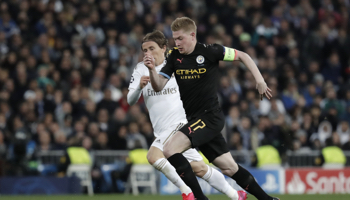 Manchester City – Real Madrid : les Merengues ont besoin d'un petit miracle