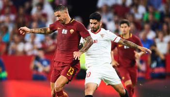 Sevilla – AS Roma: recordhouder Sevilla is lichtjes favoriet
