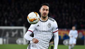 FC Basel – Eintracht Frankfurt: Basel staat met één been in de 1/8ste finales