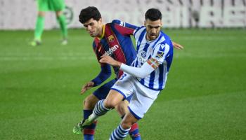 FC Barcelona vs. Real Sociedad, La Liga, voetbalweddenschappen