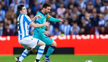 FC Barcelona – Real Sociedad: blijft Barça in het zog van Real Madrid?