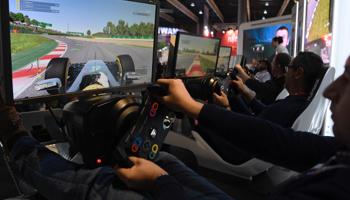 Australian Virtual Grand Prix: de Belg Vandoorne is outsider