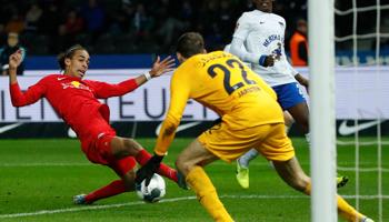 RB Leipzig – Hertha Berlin : 4 victoires en 4 face-à-face pour le RB