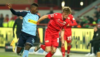 Borussia M'Gladbach – Union Berlin: verstevigt M'Gladbach zijn vierde plaats?