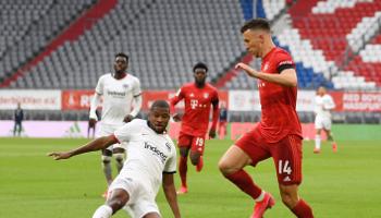 Bayern München – Eintracht Frankfurt: wie gaat naar de finale van de DFB Pokal?