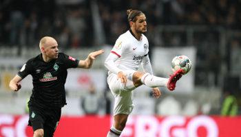 Werder Brême - Eintracht Francfort : le Werder dans le rouge