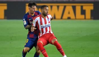 Atlético Madrid – Barcelona: de thuisploeg is nog steeds ongeslagen in La Liga