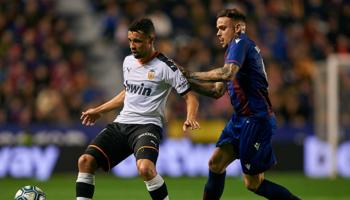 Valencia – Levante: Valencia strijdt om Europees voetbal