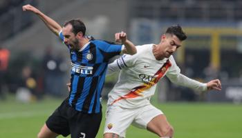 AS Rome – Inter Milan : la Roma à le plus à perdre