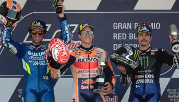 Moto GP d'Andalousie : Quartararo va-t-il réaliser le doublé face à un Marquez blessé ?