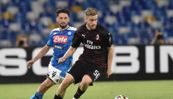 Napoli – AC Milan: kan AC Milan zijn leidersplaats verstevigen?