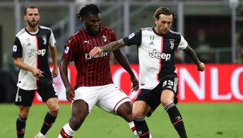 Milan AC – Juventus : le choc de la 16ème journée