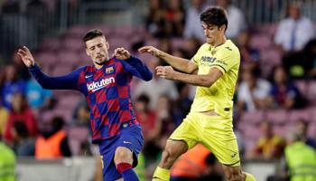 Villarreal – Barcelona: blijft Barcelona in het zog van Real Madrid?