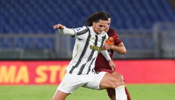 Juventus – AS Roma: blijft Juventus in het zog van de twee Milanese clubs?
