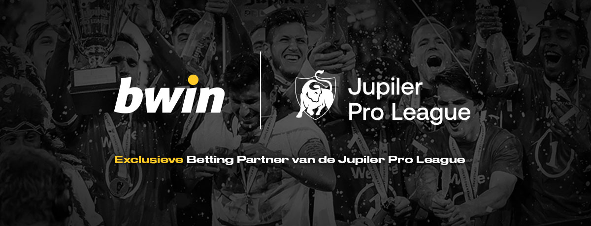bwin - Exclusieve Betting Partner van de Jupiler Pro League
