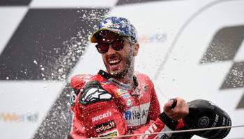 MotoGP van Oostenrijk: Dovizioso is lichtjes favoriet op de Red Bull Ring